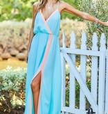 Summer Wedding Night Mint Dress