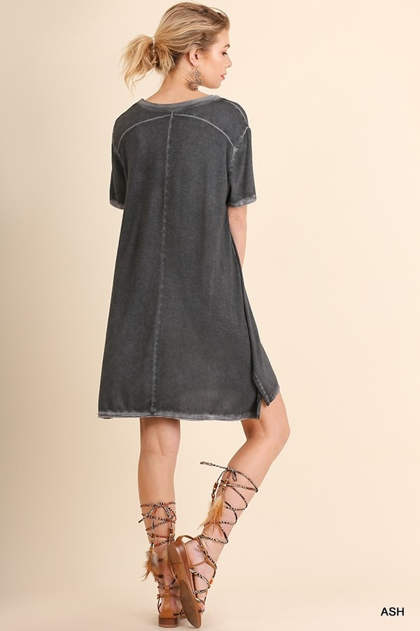 Cheers To The Weekend T-Shirt Dress