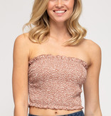 Bach Weekend Tube Top (MORE COLORS)