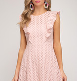 Be My Plus One Rose Dress