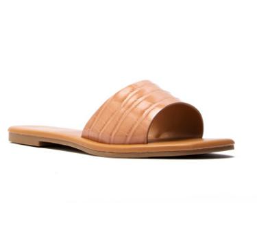 Croccin' on the Beach Nude Slides
