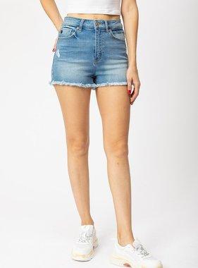 Medium High Rise Shorts