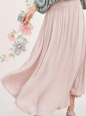 Boho Vibes For Me Maxi Skirt