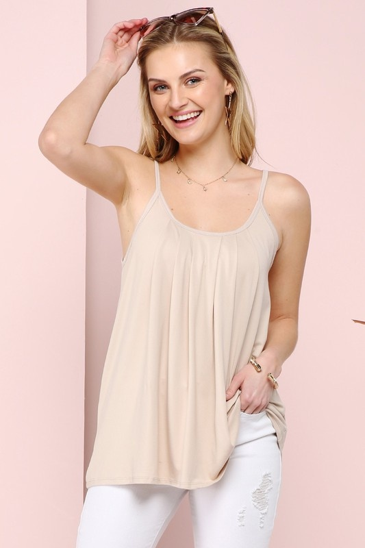 Too Tan To Be Stressed Tank Top