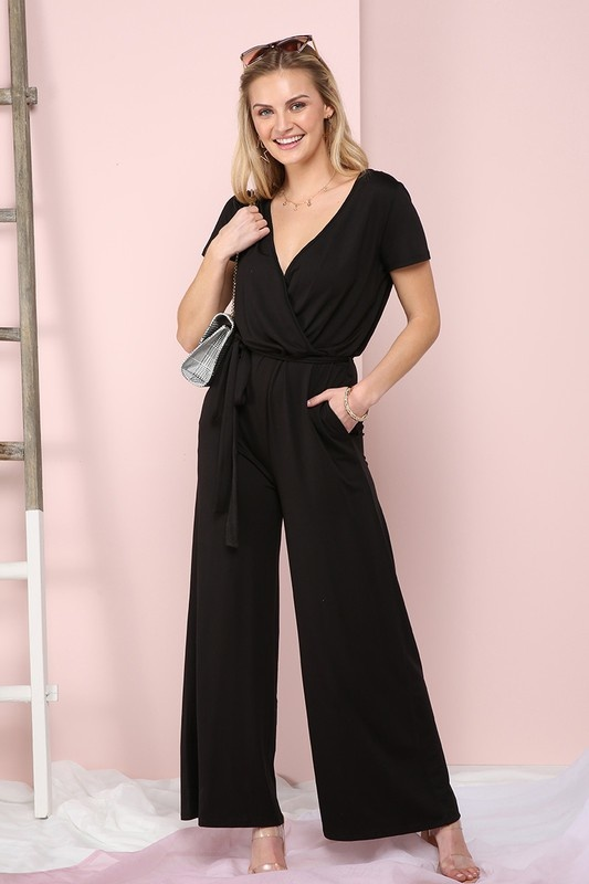 Dress Me Up & Take Me Out Jumpsuit
