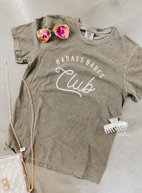 Badass Babes Club Pepper T-Shirt