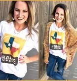 "Off White Texas ""Home"" T-Shirt"