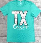 "Teal ""TX"" Summer Roses"