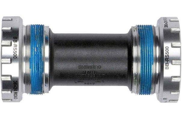 Shimano BB-RS500, Hollowtech II, Boîtier: 68mm, Axe: 24mm