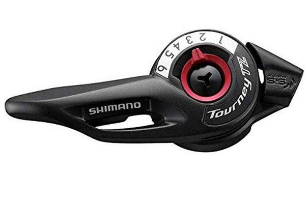 Shimano SL-TZ500, Leviers de vitesses au pouce, Noir