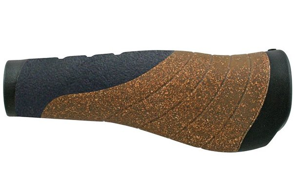 Evo Comfort SL1, Grips, 135mm, Black/Kraton Black/Duracork, Pair