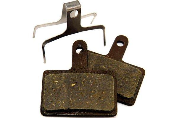 Evo Organic VX, Disc brake pads, B01S, Shimano B-Type (ex: Deore M525, M446)