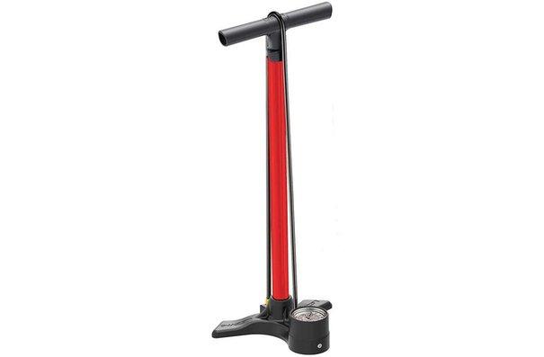 Lezyne Macro Floor Drive, Pompe à pied, Tête ABS-1 Pro, 160psi