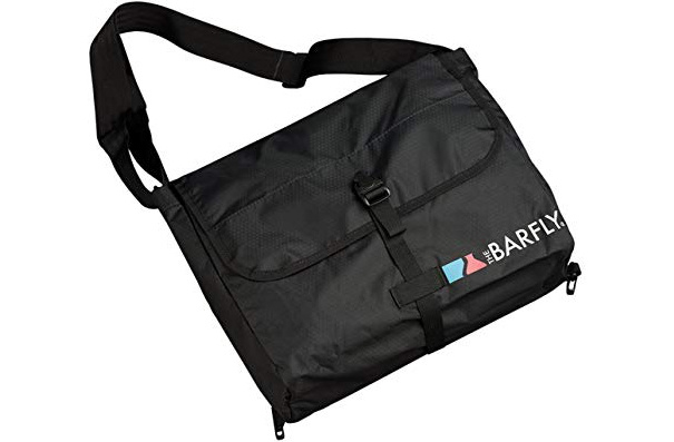 Bar Fly Daily Stowable Messenger Bag