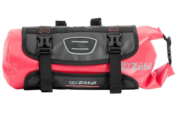 Zefal Z Adventure F10, Sac au guidon, 10L, Rouge