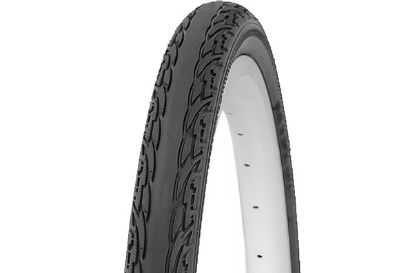 "Generic 20x1.75"" Slick Tire, Black"