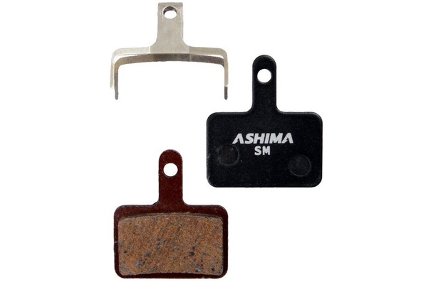 Ashima AD0102, Disc Brake Pads