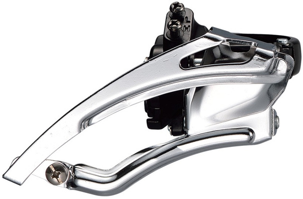 Microshift FD-M43, Marvo LT Front Derailleur for 3 x 9 Speed