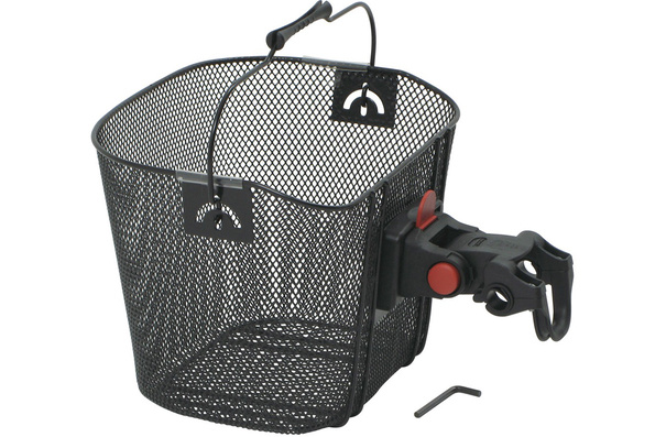 SunnyWheel Front basket with quick release