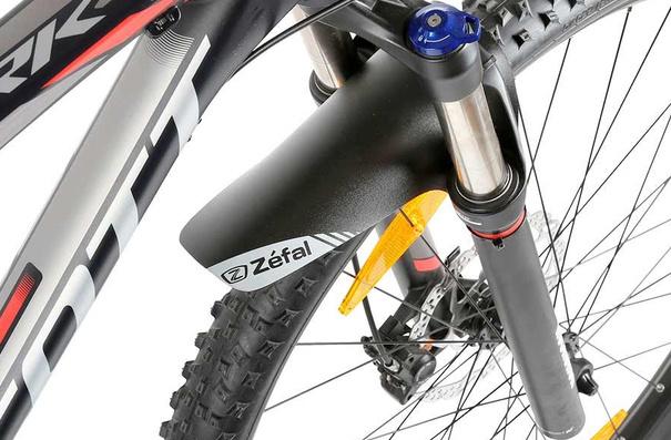 Zefal Deflector Lite, Garde boue flexible