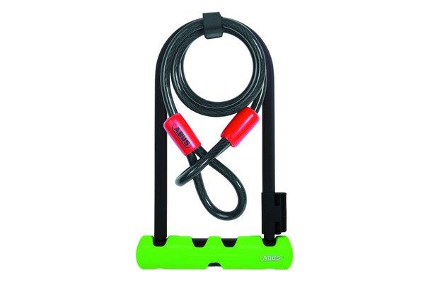 Abus Ultra 410/ Cobra, Cadenas en U et câble