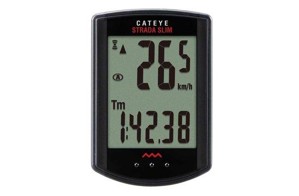 CatEye Strada Slim Wireless CC-RD310W, Cycle computer, Universal sensor