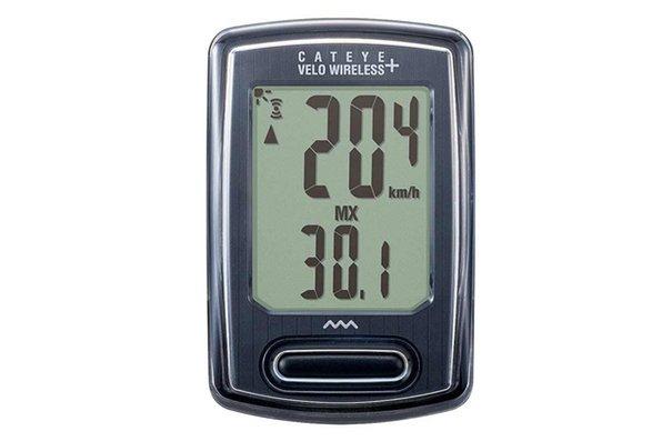 CatEye Velo Wireless (Urbain), Cyclomètre