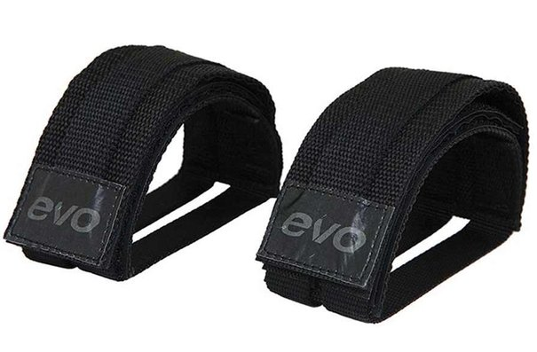 Evo E-Grip, Courroie pour pédales plateforme