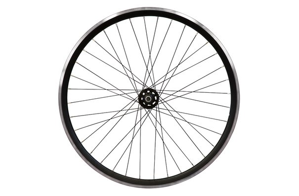 Generic Roues 700c Single Speed 30mm Noires