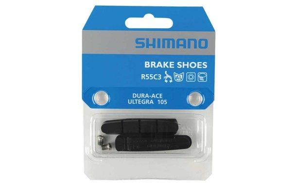 Shimano R55C3, Gommes de remplacement, Paire