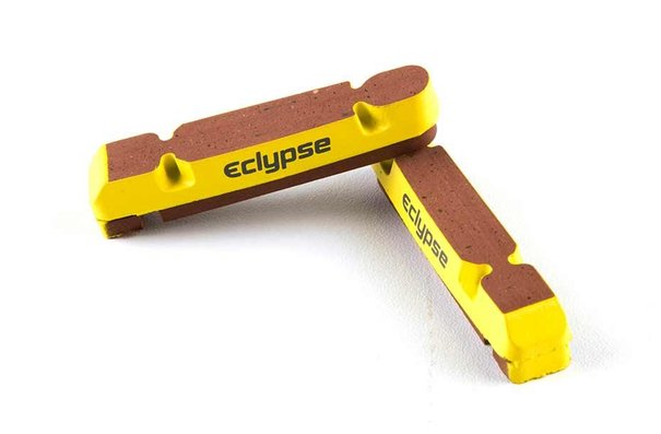 Eclypse Team SL Carbon, Brake pad inserts for carbon rim, Campagnolo