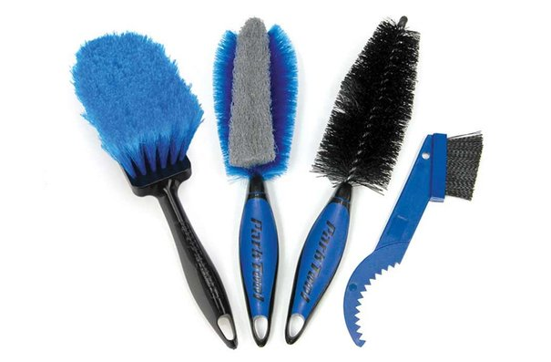 Park Tool BCB-4.2, Bike cleaning brush set