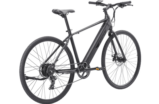 Reid Blacktop 1.0, E-bike, Commuter Edition, Black