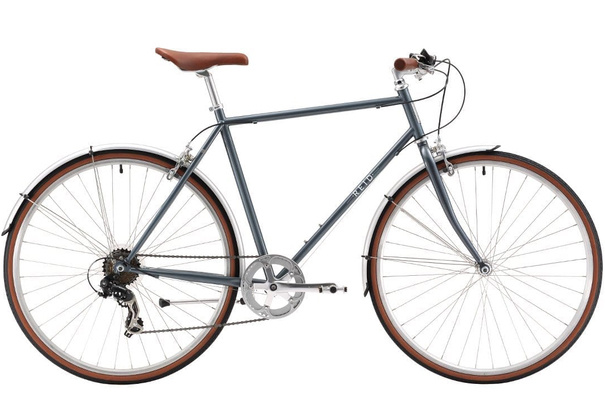 Reid Gents Roller, Charcoal, M (53cm)