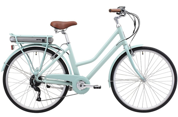 Reid Ladies Classic, E-bike, Sage, 46cm