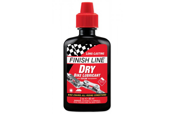 Finish Line Dry Lube, Chain Lubricant