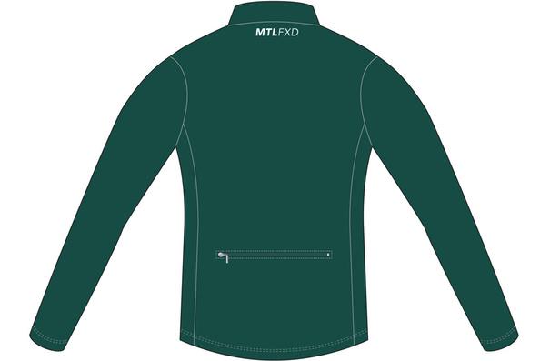 MTLFXD Limited Run, Pro Thermal Jacket, Dark Green, Large