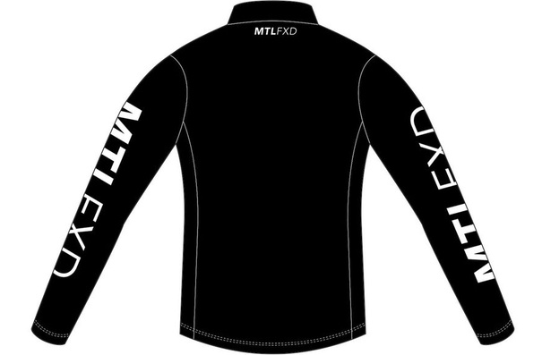 MTLFXD Team Wind Jacket, Black