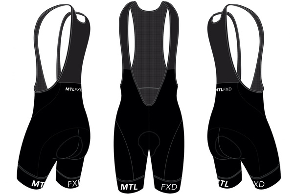 MTLFXD Team Bib, Black
