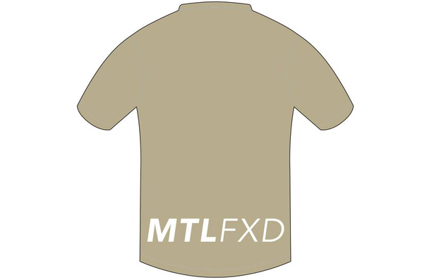 MTLFXD Casual Technical Jersey/T-Shirt