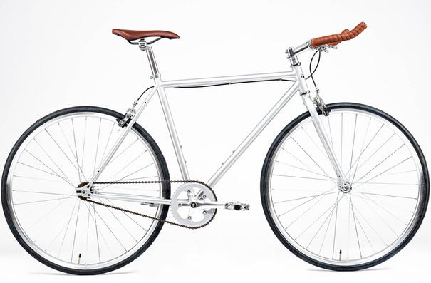 Moose Bicycle Valhalla, Silver