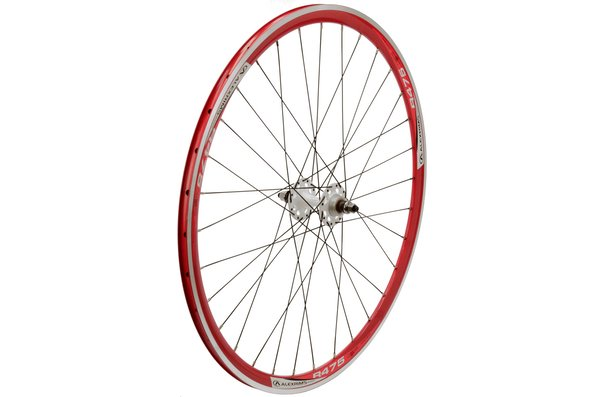 49N Track Wheel, Front