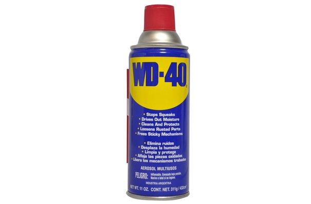 WD-40 Bike Produit multi fonction, Aérosol 11oz