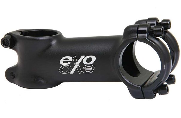 Evo E-Tec OS, Stem, 31.8mm, Black