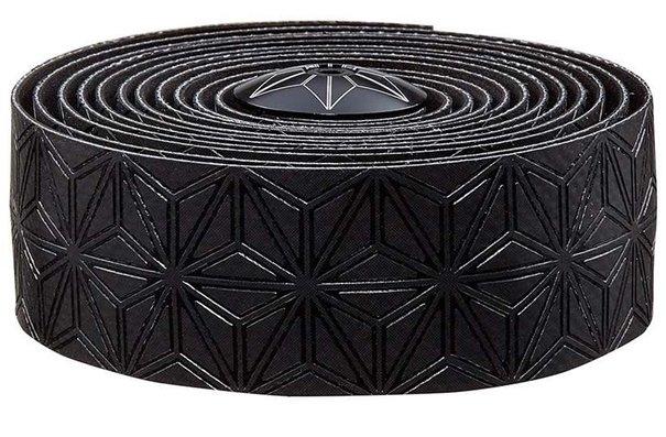 Supacaz Super Sticky Kush - Couleur unie, Noir