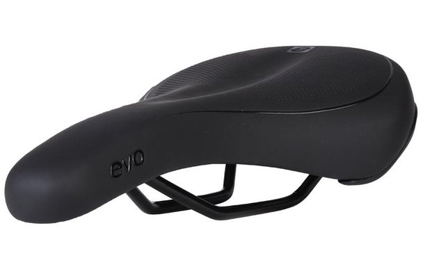 Evo Recreational, Saddle, Black
