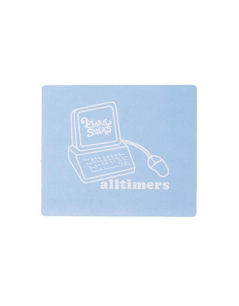 Alltimers Alltimers Email Sucks Mouse Pad