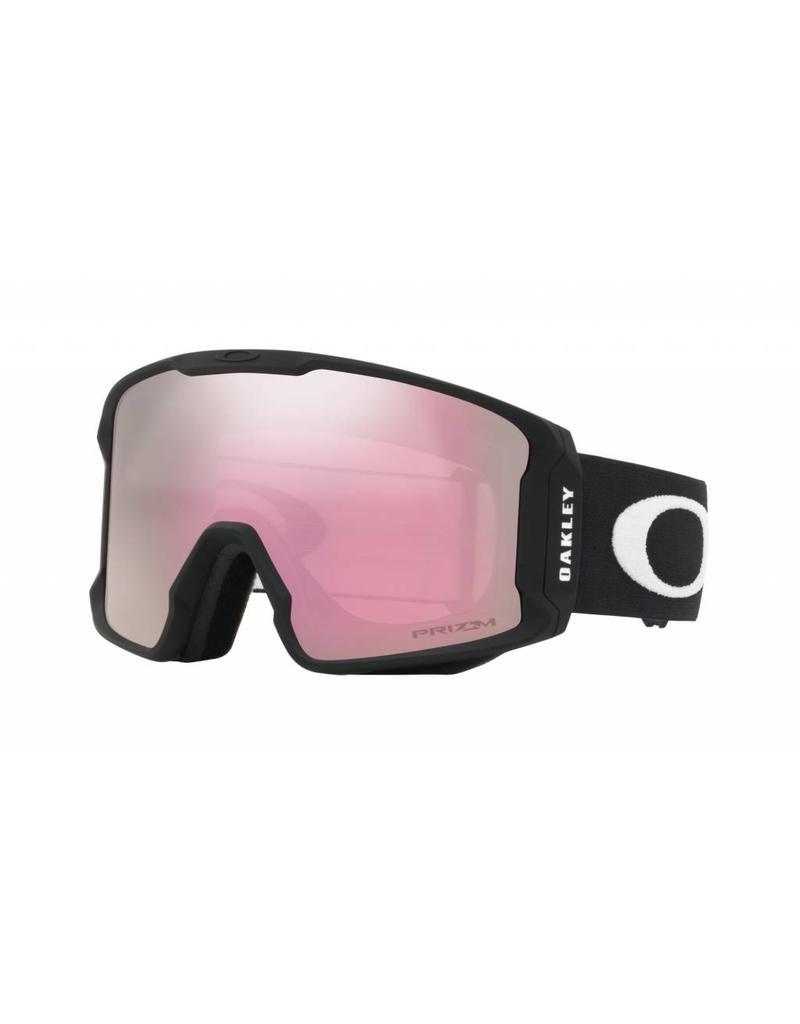 Oakley LineMiner Goggles 19 (Matte Black/ Prizm HI Pink)