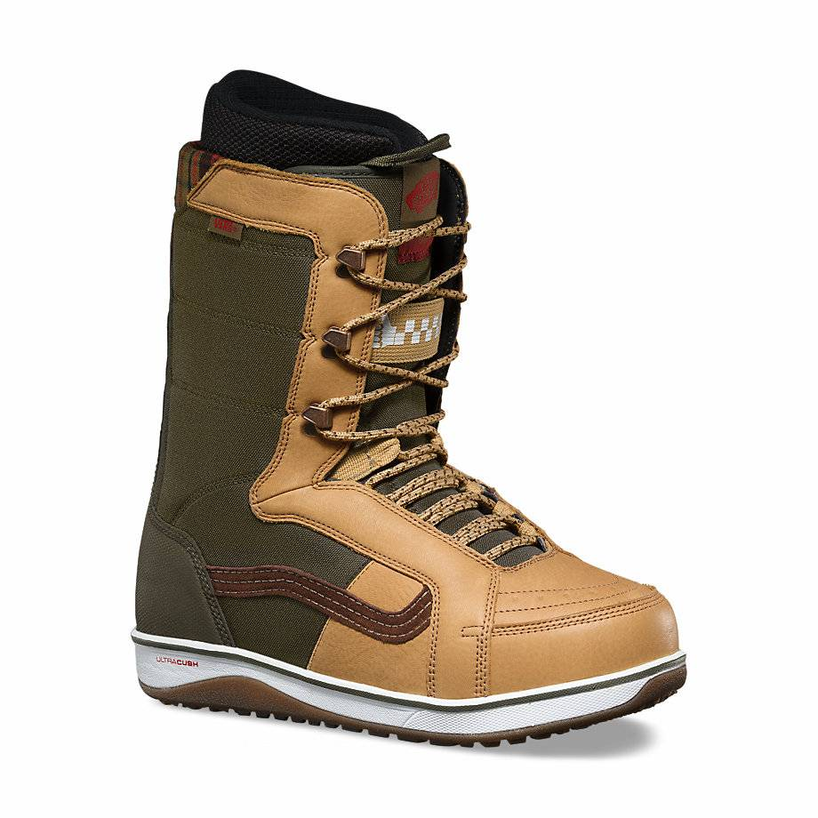 Vans Snowboard Boots Are Here!