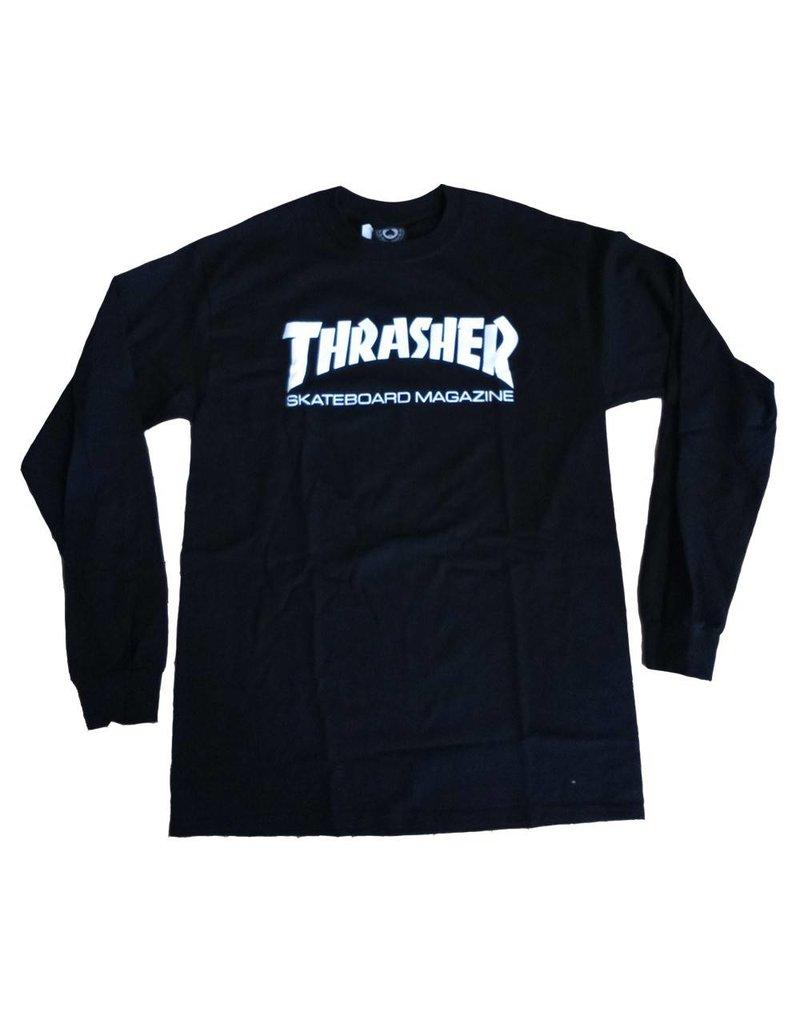 Thrasher THRASHER SKATE MAG LONGSLEEVE T-SHIRT